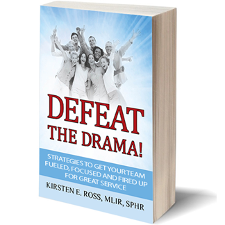 Defeat the Drama Cover8